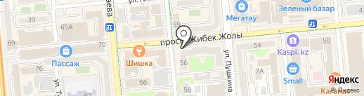 GoodWill Master на карте Алматы