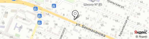 OptimalFilm на карте Алматы