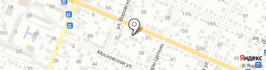 ГАЗ Детали Машин на карте Алматы