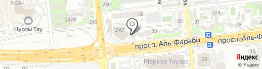 Айбол, ТОО на карте Алматы