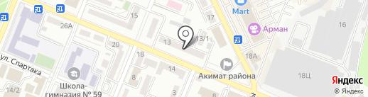 SAMURAI SUSHI на карте Алматы