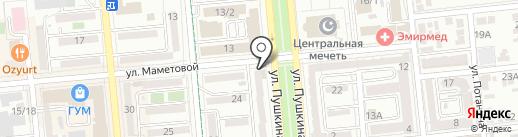 Apple-inc на карте Алматы