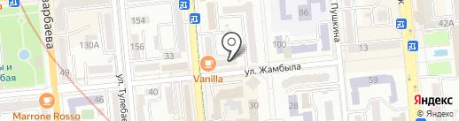 MedElement на карте Алматы