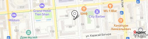 GO Stom на карте Алматы