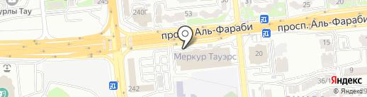 Coleccion Alexandra на карте Алматы