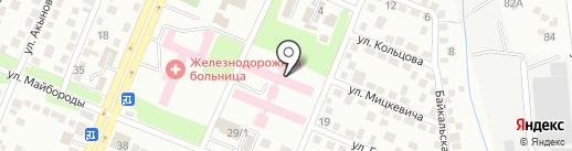 ЭТАЛОН на карте Алматы