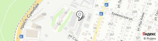 Dalaprint на карте Алматы