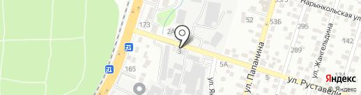 Витаминка Плюс, ТОО на карте Алматы