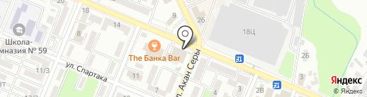 Мир женской одежды на карте Алматы