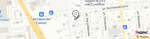 Kor Al на карте Алматы