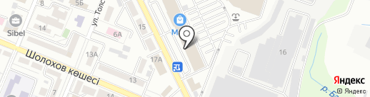Doscar на карте Алматы