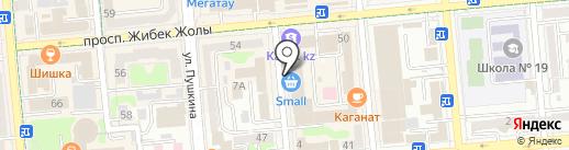 Enjoy Shop на карте Алматы