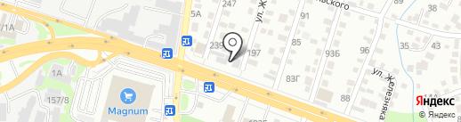 BMW Motors на карте Алматы