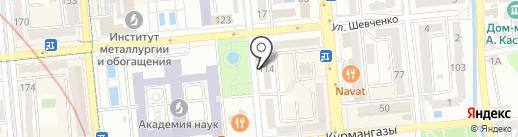 MicroPigmentation studio на карте Алматы