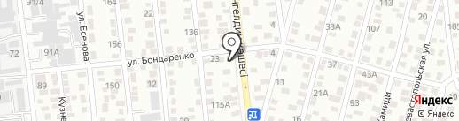 Azhar на карте Алматы