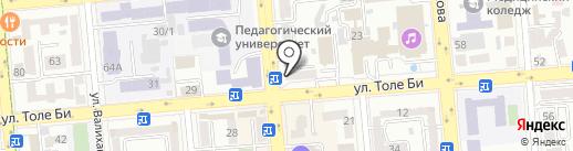 Pasha на карте Алматы