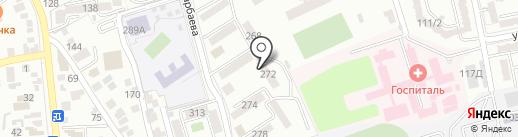 Оптовая компания на карте Алматы