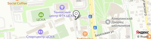 Мастерская электроники на карте Алматы