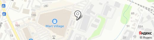 Гидромаш-Модуль на карте Алматы