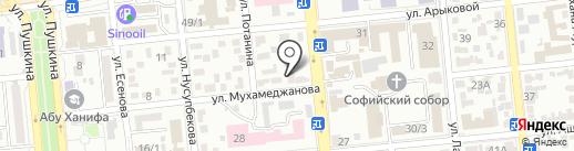 Korea Shopping, магазин цветов на карте Алматы