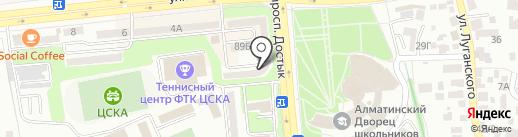 GAGGENAU на карте Алматы