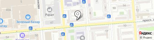 ПерекуSon на карте Алматы
