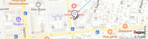Discoverer на карте Алматы