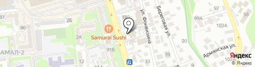 KITA Logistics на карте Алматы