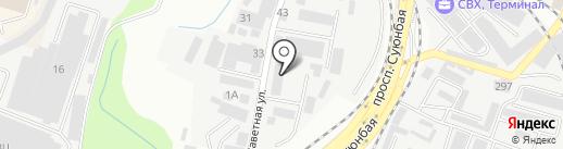 Алматинский колледж телекоммуникаций и машиностроения на карте Алматы