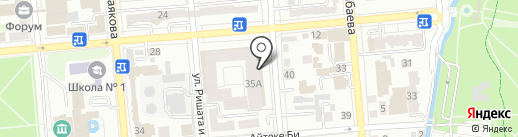 Mr.Haze на карте Алматы