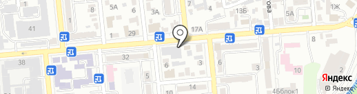 ARTICUL на карте Алматы