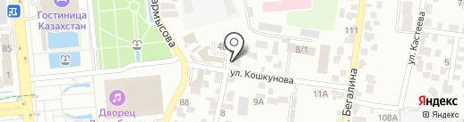 Face art на карте Алматы