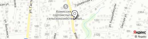 Aircool.kz на карте Алматы