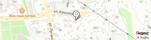 Булат и К на карте Алматы