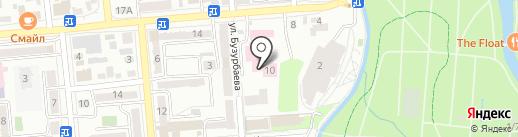 Городской наркологический центр медико-социальной коррекции на карте Алматы