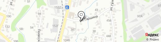 NTWork на карте Алматы