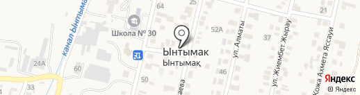 Элия на карте Ынтымака