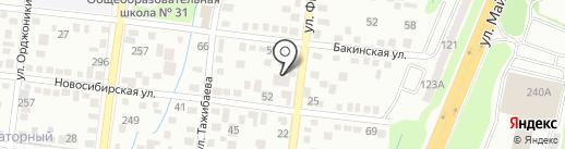 Check Service на карте Алматы