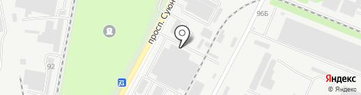 Империал Advertising на карте Алматы
