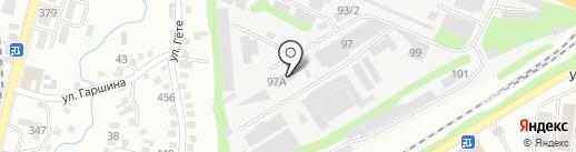 BIA Korpareishen на карте Алматы