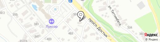 Demeu Business Group на карте Алматы