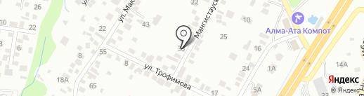 ALM_Detailing на карте Алматы