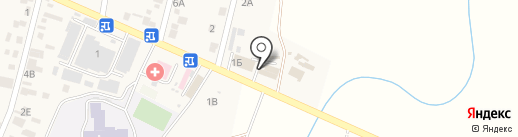 Дарын на карте Ынтымака
