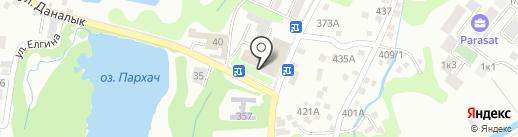 Шашлык от Вилли на карте Алматы