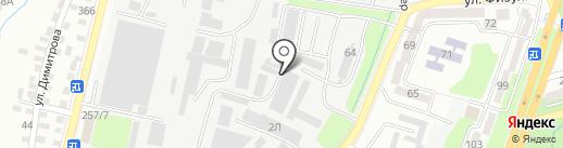 Platinom Service на карте Алматы