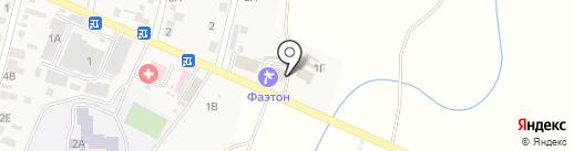 Phaeton на карте Ынтымака