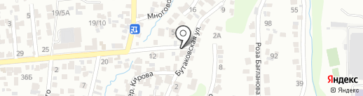 Grand Control на карте Алматы