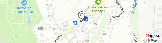 Apple Life Studio на карте Алматы