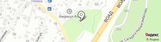 Sensilyo coffee на карте Алматы