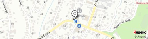 Gold Mercury, ТОО на карте Алматы